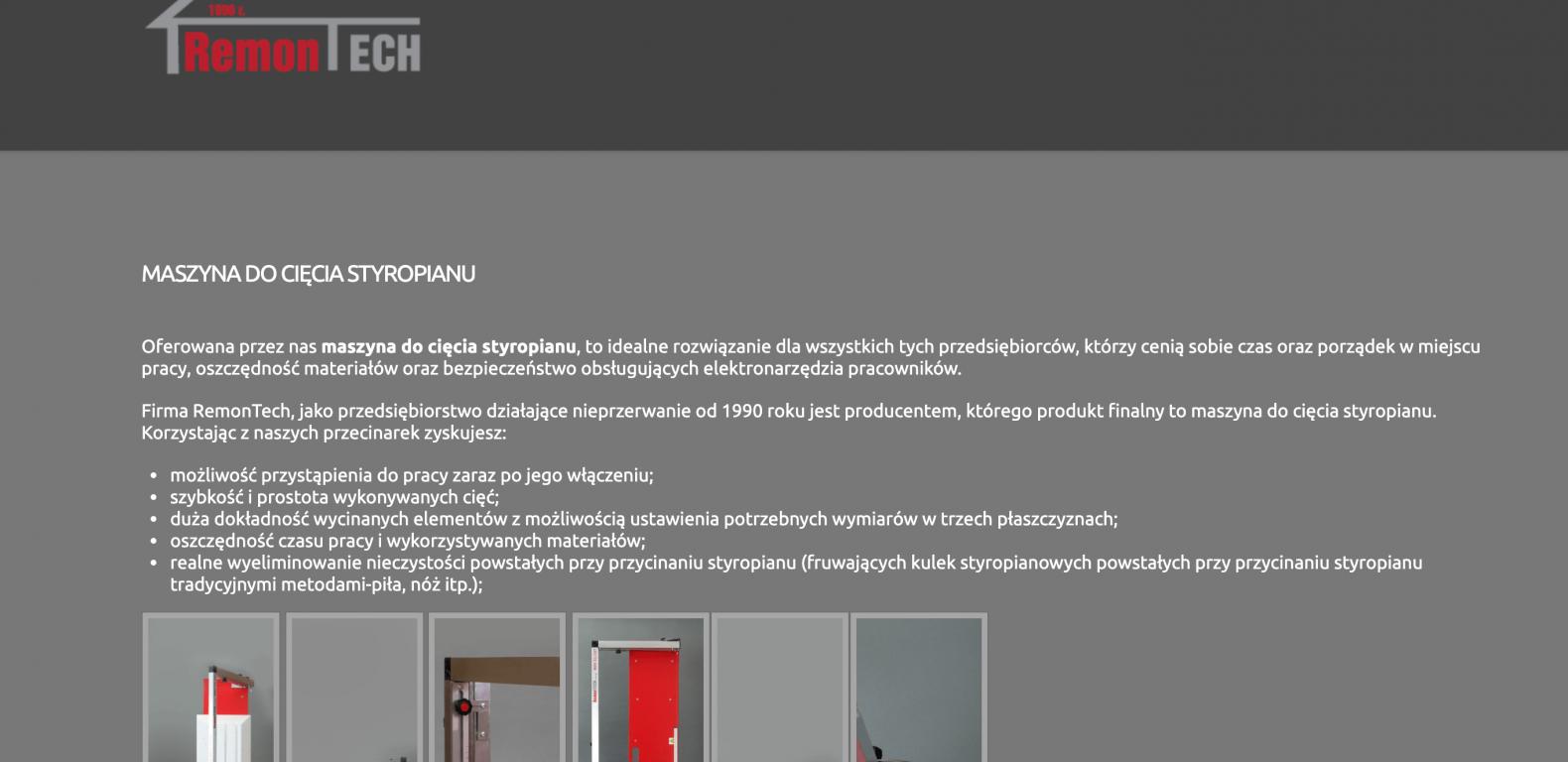 remontech.com.pl